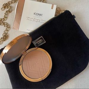 New ULTIMATE BRONZING POWDER by ICONIC London